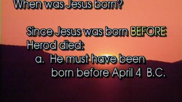 The Nativity-Myth or Miracle? | Program 2