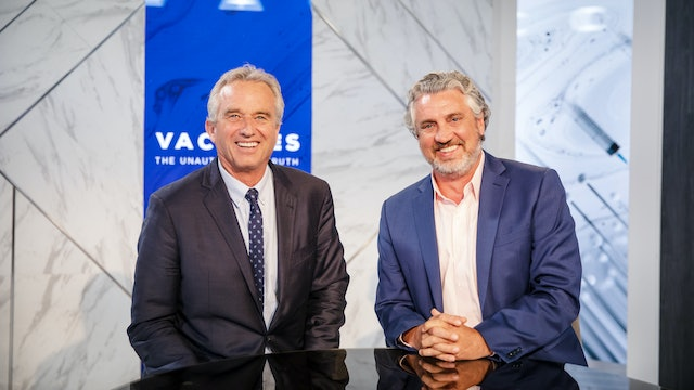 Vaccines: The Unauthorized Truth Pt. 1 | Robert Kennedy Jr. & Del Bigtree