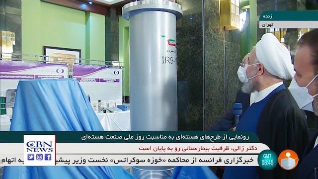Iran Ramps Up Uranium Enrichment Clos...