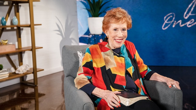 Joni 1 on 1 | Unscripted | Marilyn Hickey