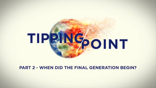 Tipping Point Pt. 2 |  Jimmy Evans