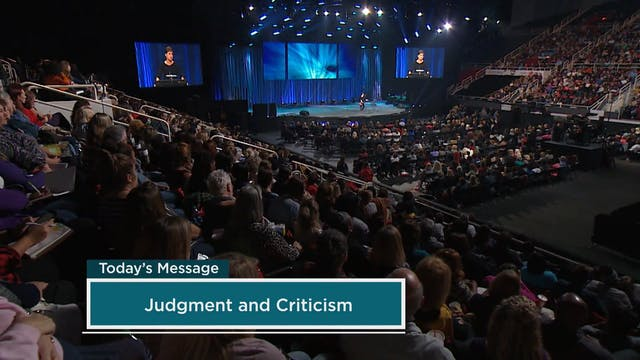Judgment and Criticism | Part 2