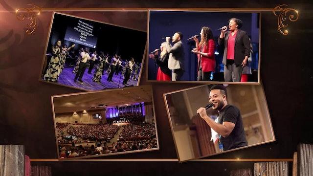 Larnelle Harris & Brooklyn Tabernacle Singers - E177