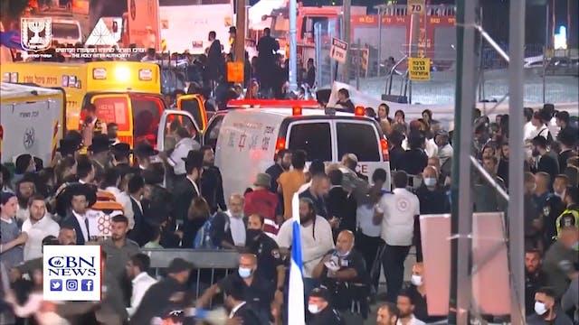 'Great Tragedy' Hits Israel, Dozens T...