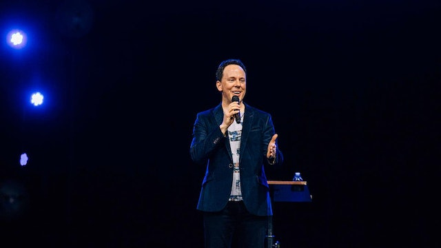 """""""How to be a success in life"""" - Thomas Miller - CFNI WLC 2018"""