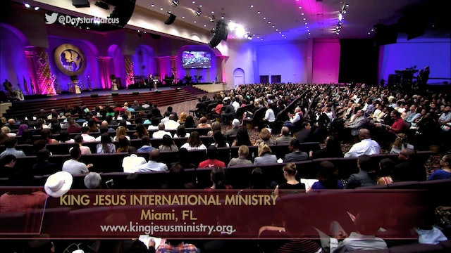 """Getting into the Glory"" 