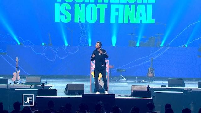 Your Failure is Not Final - Jentezen Franklin