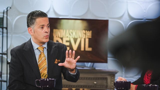 Unmasking the Devil | John Ramirez