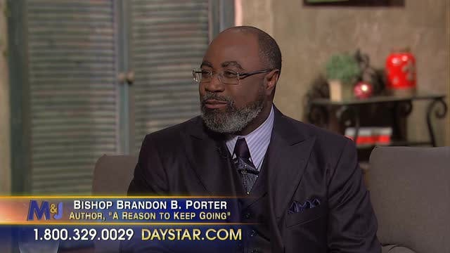 Bishop Brandon B. Porter