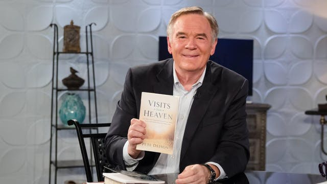 Visits from Heaven   Pete Deison