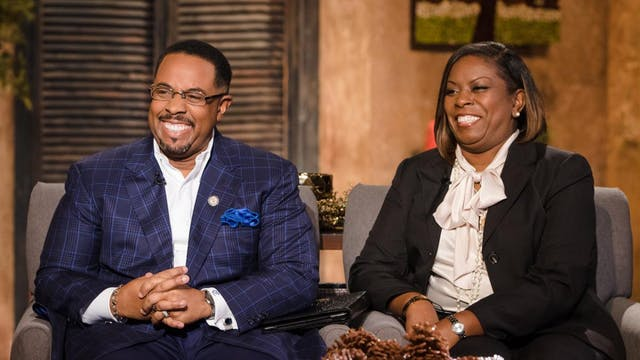Dr. Charles & Lady Charlette Perry