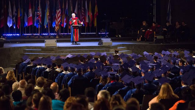 CFNI Commencement Celebration