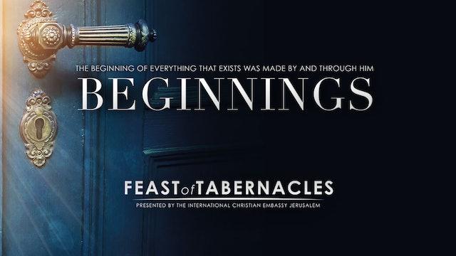 ICEJ Feast of Tabernacles
