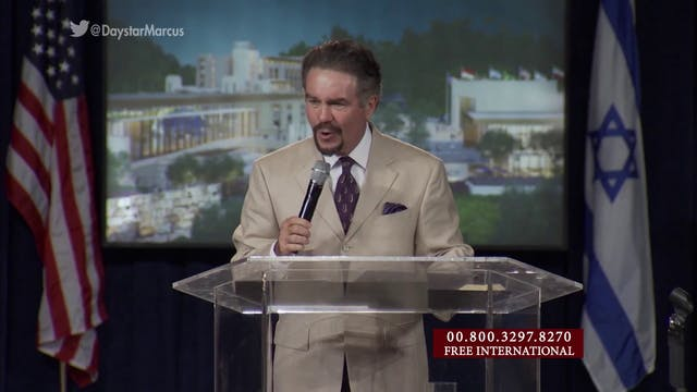 """The Breakthrough Anointing"" 