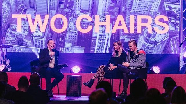 Two Chairs | Chardon & Jasmine Lewis