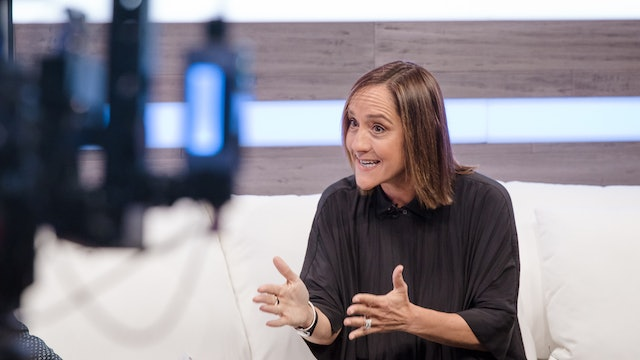 Living in the Unexpected with Christine Caine