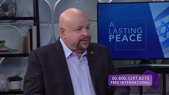 A Lasting Peace | Jonathan Bernis