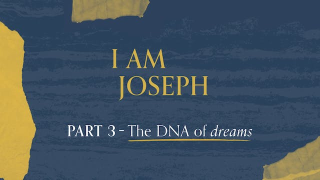 I Am Joseph Pt. 3 |  Jimmy Evans