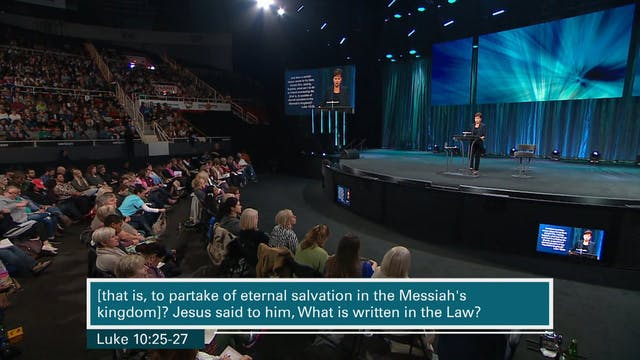 The Parables of Jesus: The Good Samar...