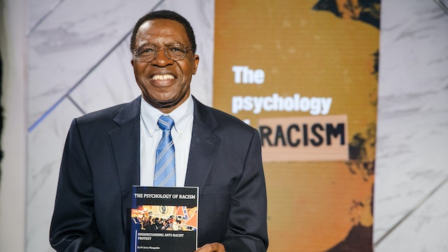 The Psychology of Racism Pt. 1 | Dr. Jerry Mungadze