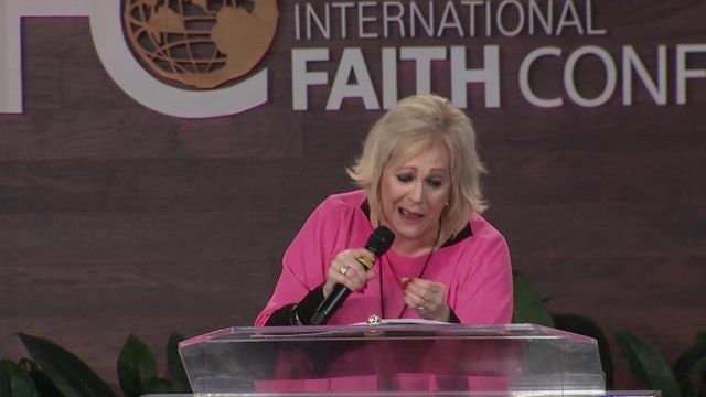 """""""From Faith to Faith"""" - Sheryl Brady - IFC 2018"""