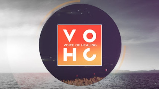 Voice of Healing Conference