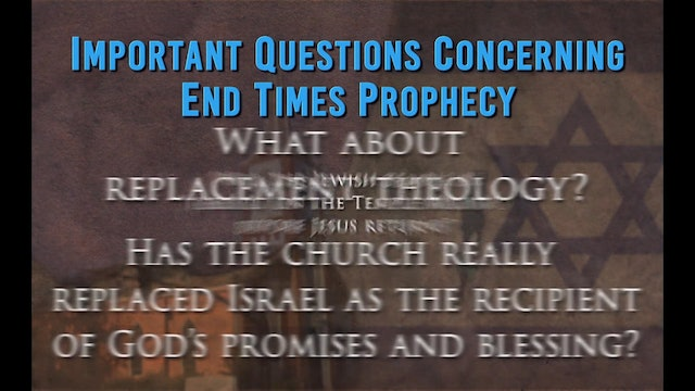 5 Great Debates Of The End Times | Program 2