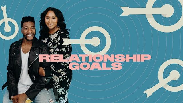 Relationship Goals Book Launch Event