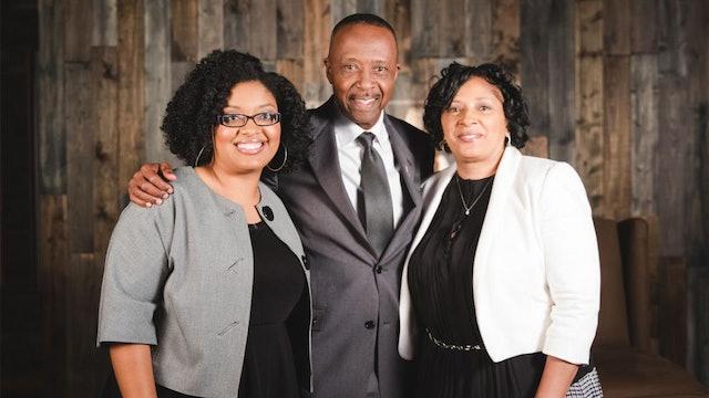 Reggie Saddler Family - Episode 141