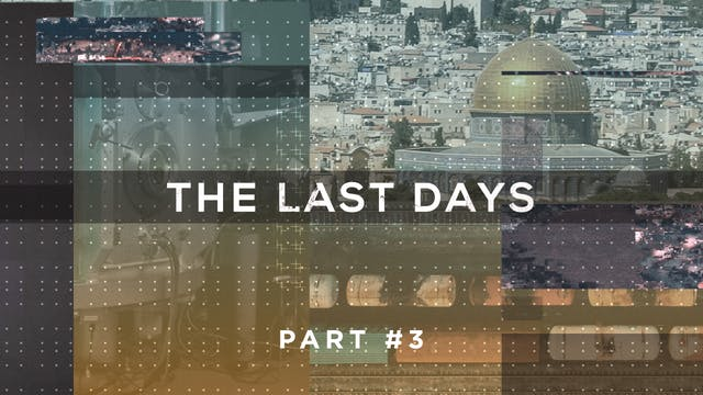 The Last Days Pt. 3  | Jimmy Evans