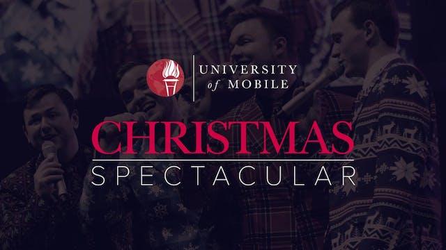 University of Mobile Christmas Specta...