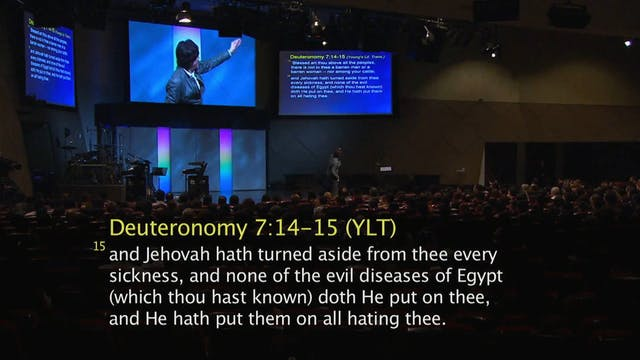Speak God's Language Of Faith | Part 3