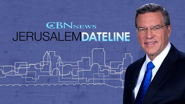 CBN Jerusalem Dateline