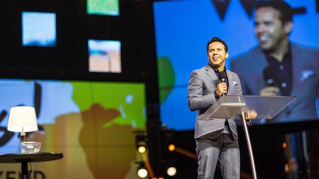 Bless Weekend 2015 | Samuel Rodriguez