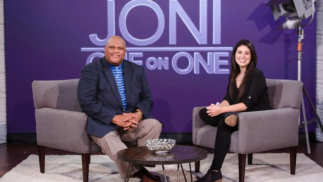 Joni 1 on 1 | Ron Archer