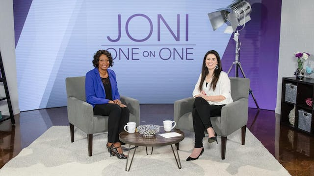 Joni 1 on 1 | Kathy Green | Laura Weber