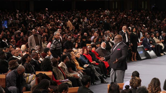 The Potter's House of Dallas New Year...