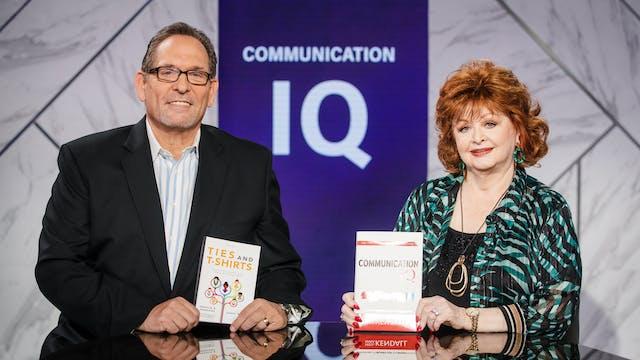 Communication IQ | Anna Kendall & Jer...