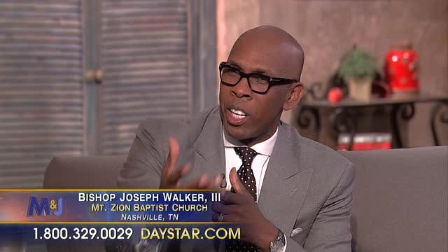 Bishop Jospeh Walker III
