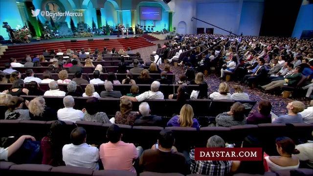 """Divine Encounter"" - King Jesus International Ministry - (06.11.2017)"