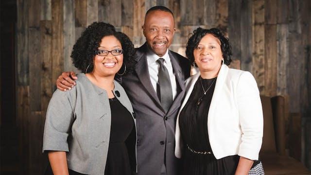 Reggie Saddler Family