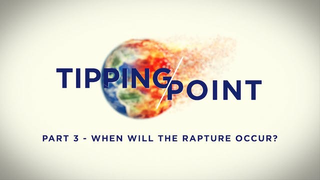Tipping Point Pt. 3 | Jimmy Evans