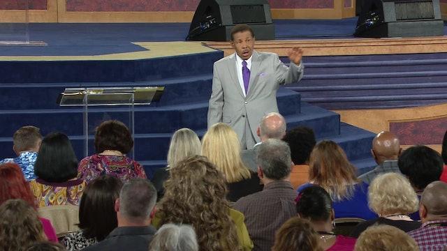 """Developing Strong Faith"" | Bill Winston"