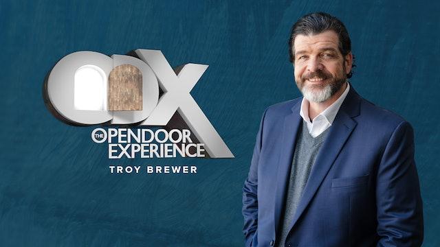 The Open Door Experience | Troy Brewer