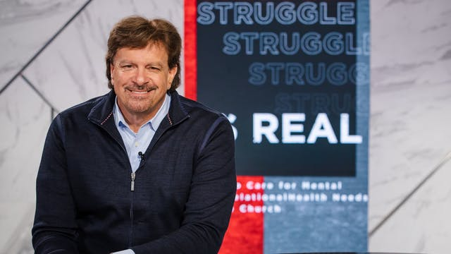 The Struggle is Real | Dr. Tim Clinton
