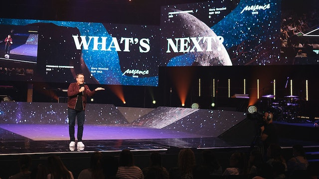 """What's Next?"" 