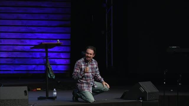 Marcus Lamb - CFNI Lecture Series 2015