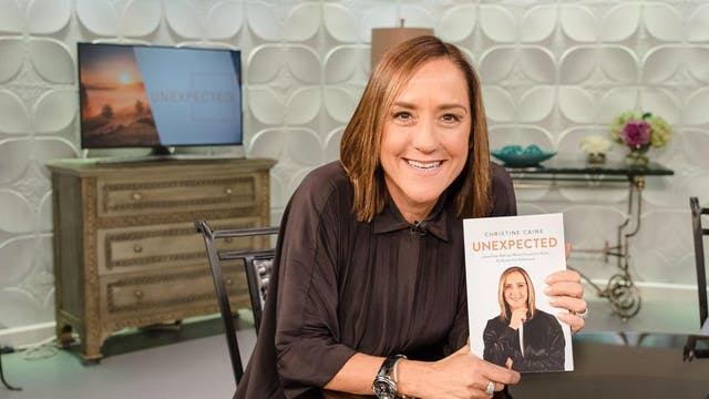 Unexpected | Christine Caine