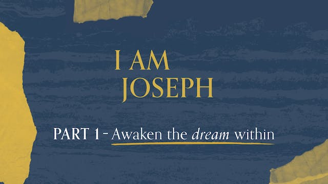 I Am Joseph Pt. 1 | Jimmy Evans