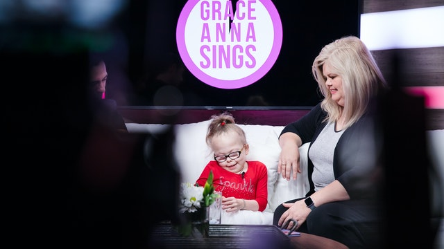 Powerful Hymn Sing-Along with 9-Year Old Grace Anna Rodgers